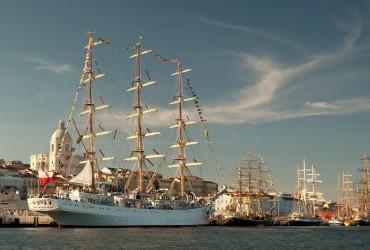 Tall Ships - LISBON SAIL - BOAT TOURS